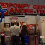 ANDRE-TECH na targach TARBUD 2012
