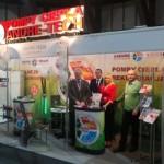 ANDRE-TECH na targach TARBUD 2013