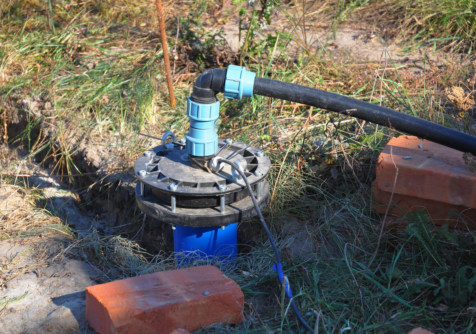 Ogromny Budowa studni głębinowej musi być poprzedzona badaniami IK42